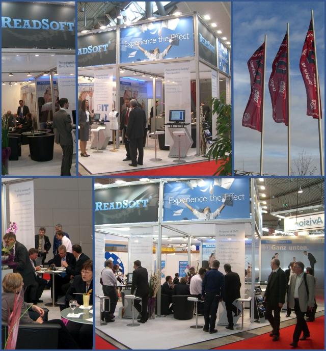 ReadSoft auf der DMS EXPO 2010