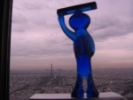 Eiffelturm Tour Montparnasse