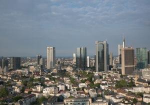 Blick auf die Main-Metropole